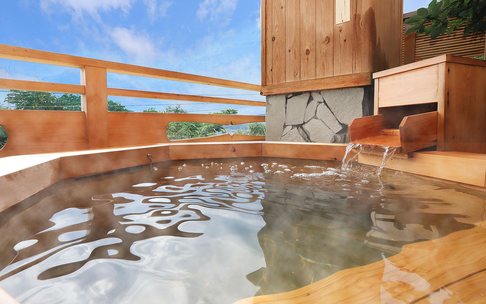 3F貸切露天風呂温泉