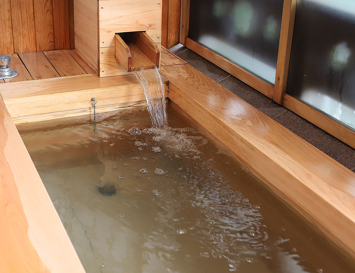 露天風呂付客室【風月】2